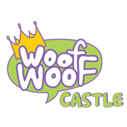 woof woof castle launches new logo