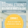 Experience Tacoma to Host Non-Profit Seminar to Promote City's Economy