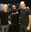 """Reporter for WTVJ-TV/NBC 6 Gets a """"The Voice"""" Recording Studio Makeover from SAE Miami"""