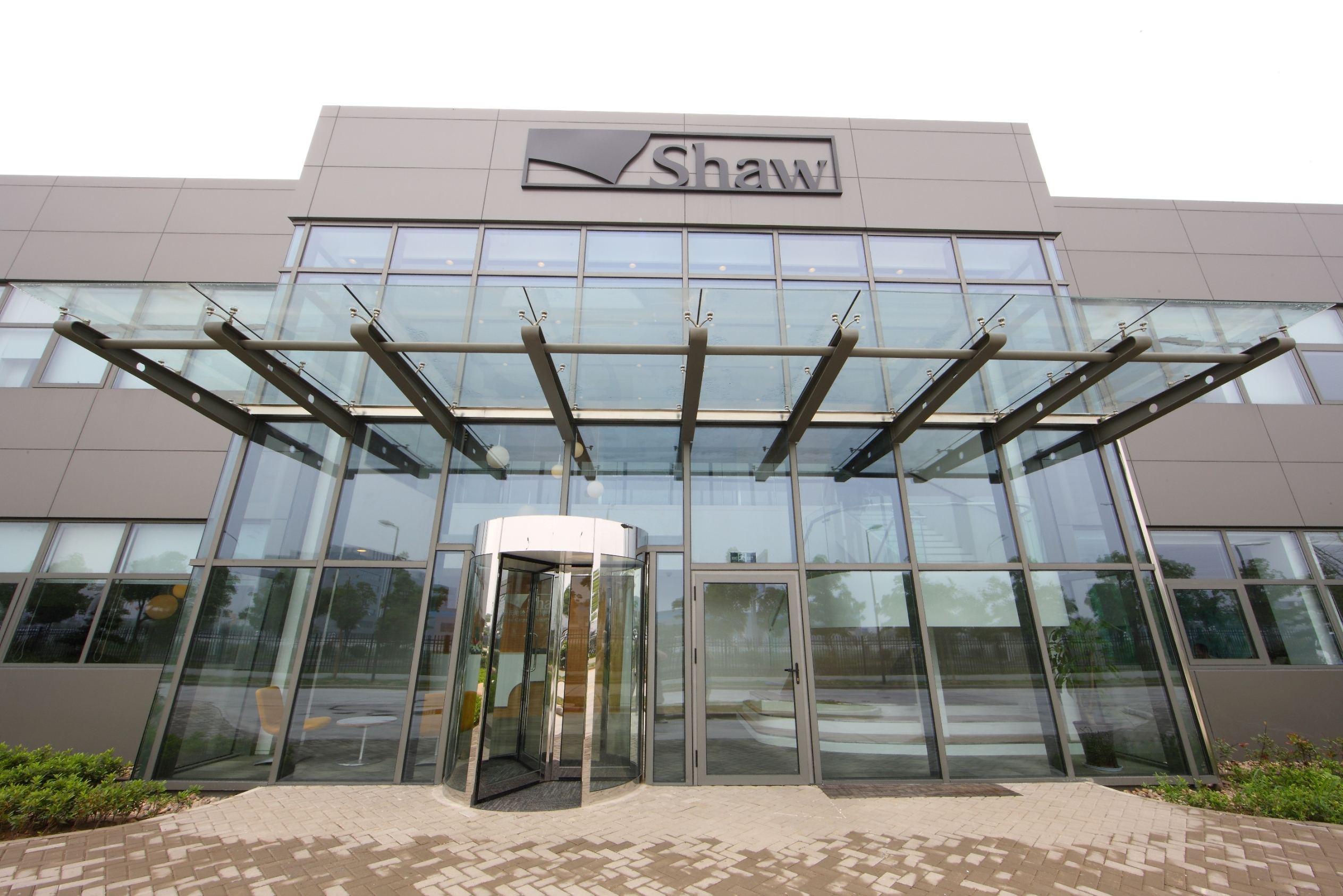 Shaw Industries Achieves Leed Silver Certification For