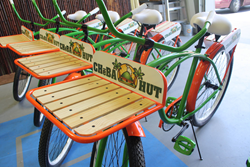 Promotional Bikes by Big Shot Bikes