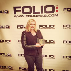Lindsey Carnett Announced as One of Folio:'s 2015 Top Women in Media