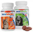 Neutricks tablets for dogs and powder for cats