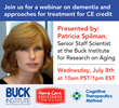 CEU Webinar on Dementia Care Only One Week Out