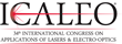 ICALEO 2015: How Lasers are Revolutionizing Our World