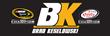 Brad Keselowski Black Logo