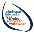medical scrubs, culinary, chef apparel, workwear, unifomrs