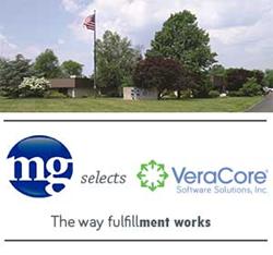 Image MG Facility, MG logo and VeraCore logo