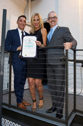 Samantha Sackler Receives Recognition From The City Of Los Angeles