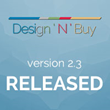 Design'N'Buy Launches Upgraded All-in-One Designer 2.3 Web-to-Print Software Solution