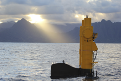 Azura at the U.S. Navy's Wave Energy Test Site in Hawai'i