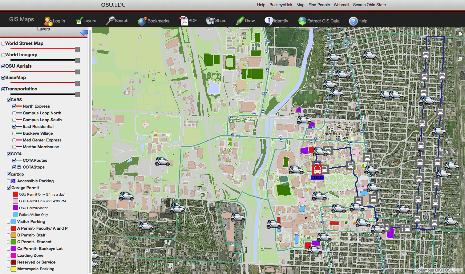 Ohio State Goes Live With Real Time Gis Maps Website