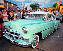Route 66 Summerfest in Albuquerque, NM