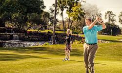 Creek and Quail Golf Courses