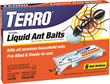 Easy-to-use, pre-filled ant bait stations prevent the liquid bait from drying out.
