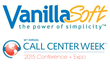 VanillaSoft Announces Sponsorship of the 2015 Call Center Week Conference and Expo in Las Vegas