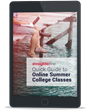 StraighterLine Releases Quick Guide to Online Summer Courses
