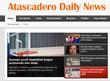 San Luis Obispo County Media Company Access Publishing Launches Atascadero Daily News