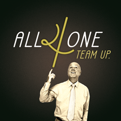 Register for the All4One TEAM UP Event