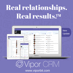 Vipor CRM Introduces App Update