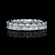 Firenze Jewels Eternity Wedding Bands