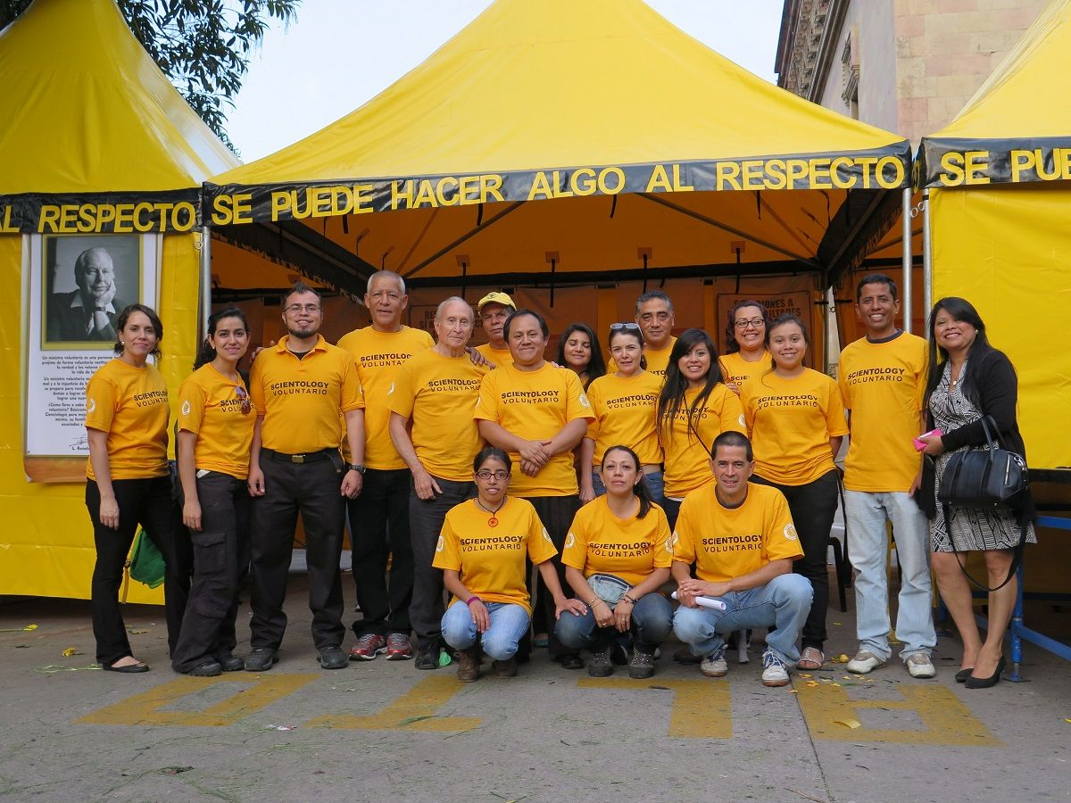 scientology volunteer ministers latin american goodwill