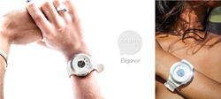 COGITO FIT: the Beautifully Connected Watch Enhances the Smart Wearable Experience with Elegant Shimmer