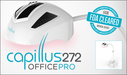 Capillus272 OfficePro Receives FDA Clearance