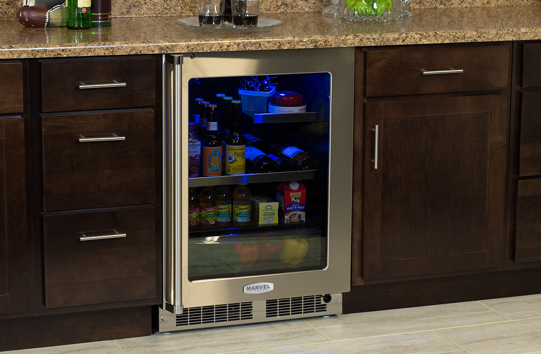 Marvel Premium Refrigeration Wins 2015 Adex Platinum And