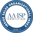 AA-ISP Inside Sales Organizational Index Certification