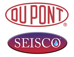 DuPont and Seisco Logos