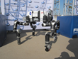 Sporting Velodyne's 3D LiDAR Sensor, NASA/JPL's 'RoboSimian' Competes in 2015 DARPA Robotics Challenge