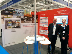 Video Insight Booth at IFSEC International 2014