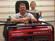 Carolina Farm Credit Members Win Drawing for Honda Generator