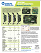 Detailed datasheets can be instantly downloaded.