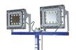 Quadpod Mounted LED Work Light that produces 26,000 lumens of light