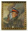 Portrait of Lt. Hans Klein Lang-Wollin O/C