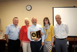 san diego plumber receives special recognition at bill howe plumbing