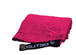 Limited Edition Breast Cancer Awareness Pink Towel by Outgo to Support Breast Cancer Research