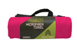 pink towel, pink microfiber towels, microfiber towel, outgo, breast cancer research