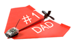 Win Father's Day With a Smartphone Controlled Paper Plane Bundle by PowerUp