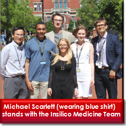 Michael Scarlett - Insilico Medicine Bioinformatics Intern