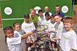 David Lloyd Leisure Serves Up National Pop-Up Tennis Roadshow
