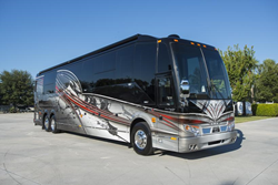 Liberty Coach - Prevost Luxury Motorcoach - #796