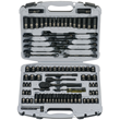 Stanley Tools 99 Piece Black Chrome Socket and Wrench Set
