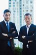 Benjamin Benalloul and Emir Bahadir of RLTY NYC