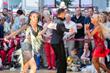 "Scenes from ""Dance, Terminal, Dance"" @ Düsseldorf Airport"