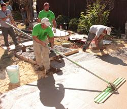 trade show, concrete, eduction, Indianapolis, Concrete Decor