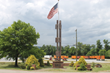 Online Auction Underway for World Trade Center 9/11 Memorial Monument Erected by the Old Virginia Brick Company