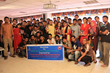 Newly formed Youth for Human Rights group in Bangladesh provides human rights education to university students.